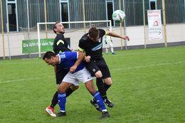 Ein Sieg und eine Niederlage im Heimspiel gegen VFB Luisenthal